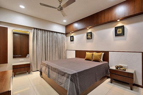 This Vadodara Apartment Is Pampered In Luxury Flat Interior