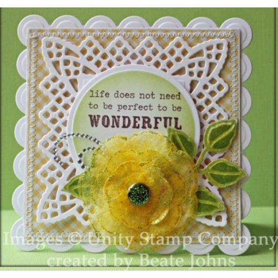 Image result for Spellbinders Lace Doily Motifs