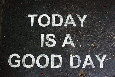 And tomorrow will be too!