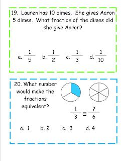 Adventures of a Polka-Dotted Teacher: Fraction Frenzy!