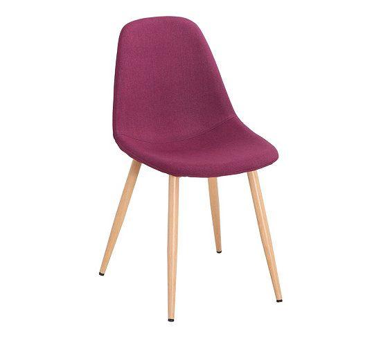 chaise lynette 2 prune decoration