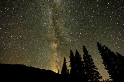 I want to visit a place where the night sky has no light pollution