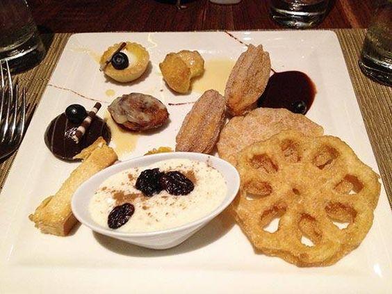 Fresh churros, chocolate & desserts, life is good! #TasteofCabo | Los Cabos Real Estate Magazine