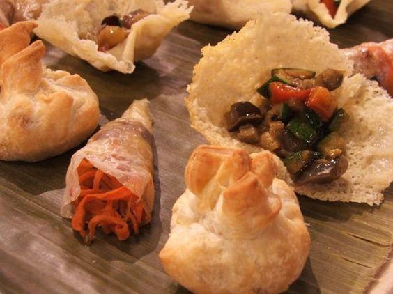 Ricetta Aperitivo finger food | Alice.tv