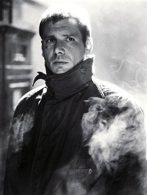 Blade Runner...Harrison Ford...one of my favorite all-time movies.