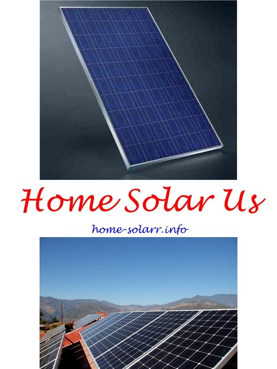 Solar Electric System Solar Power House Passive Solar House Plans Solar Heater Diy