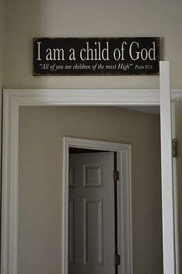 want one of these for each child's room!   love it!