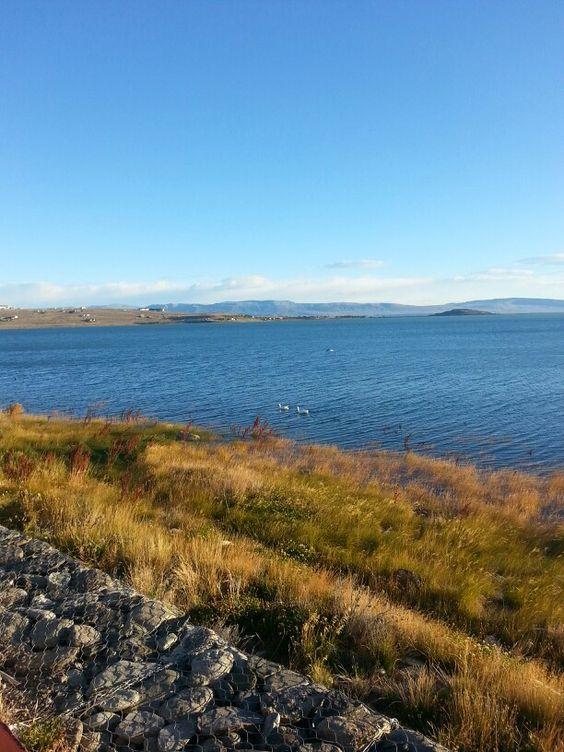 Lago Argentino.El Calafate