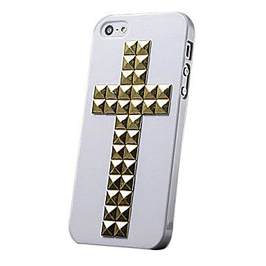 Bling luxo strass defensor tampa caso difícil para iphone 5/5s/5g (cores sortidas) – BRL R$ 13,14