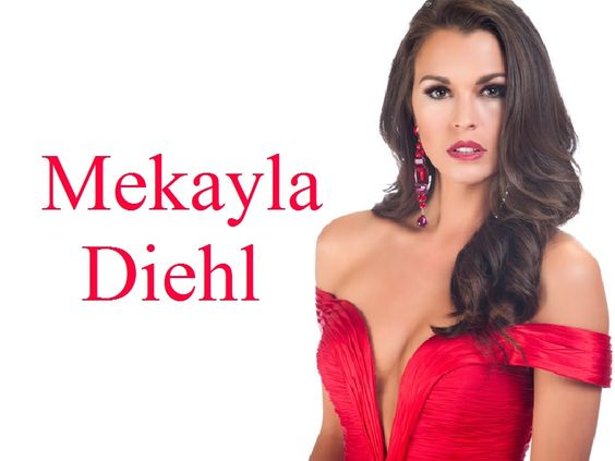 Mekayla Diehl Miss Indiana wallpaper