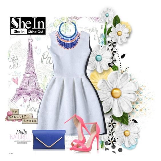 """SheIn"" by deskaj ❤ liked on Polyvore featuring Carvela Kurt Geiger"