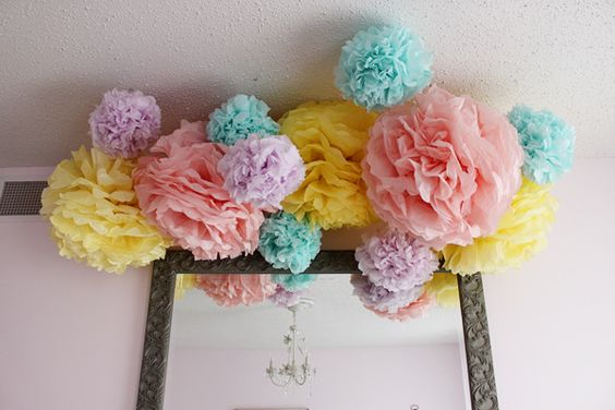pretty for a baby shower or little girls birthday party.