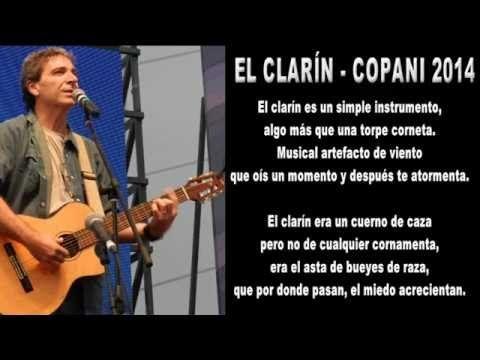 Ignacio Copani - El Clarín - 2014