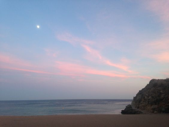 Coucher de Soleil #portugal #albufeira