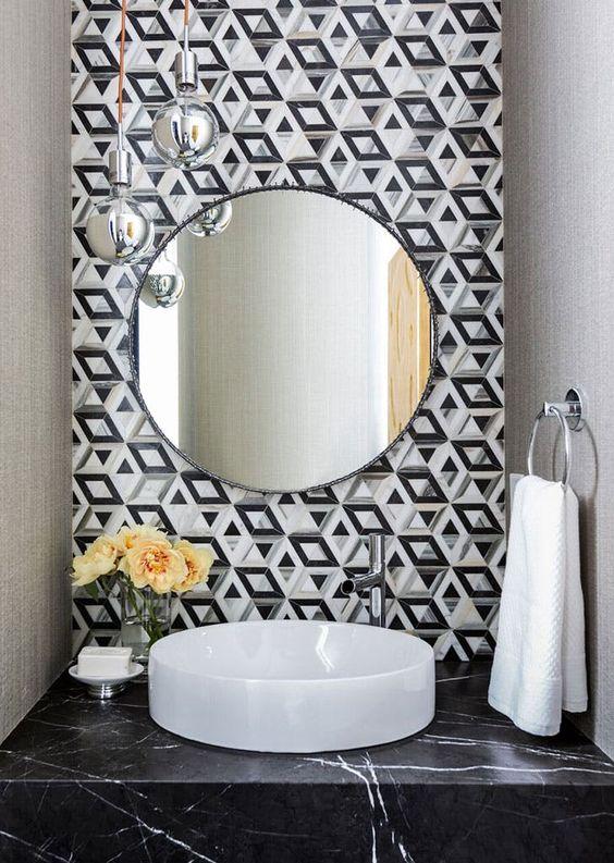 Cute Modern Bathroom