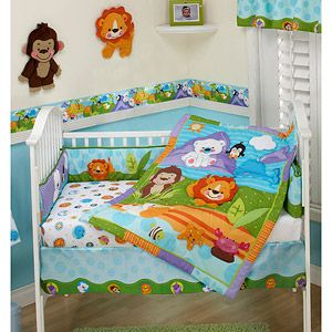 Crib Bedding Sets Fisher Price And Crib Bedding On Pinterest