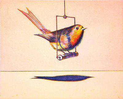 Illustration by Wayne Thiebaud