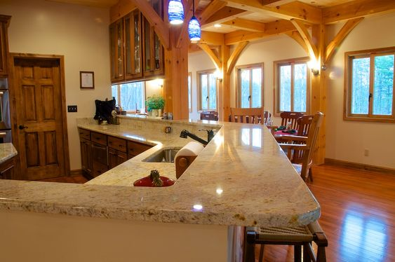 Bedford Landings, unique timber frame Bed & Breakfast located at the Smith Mountain Lake airport has four themed…