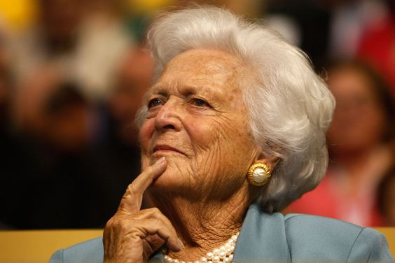 Barbara Bush's health is failing: report