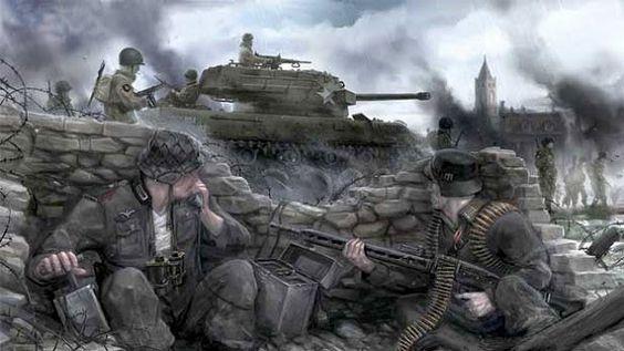 As guerras e batalhas são o cenário perfeito para os video games, por isso apresentamos os cinco principais MMOs da Segunda Guerra Mundial.