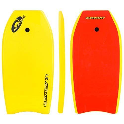 Unisex Adulto Osprey Interceptor Bodyboard con Correa Boogie Board para ni/ños