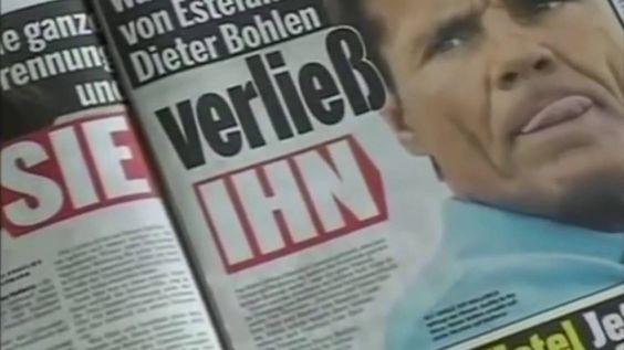 Dieter Bohlen: Trennung von Estefania Küster