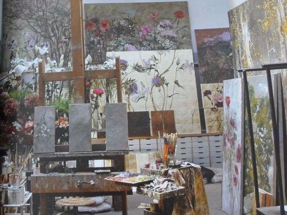 法国女才子的画室 美爆了