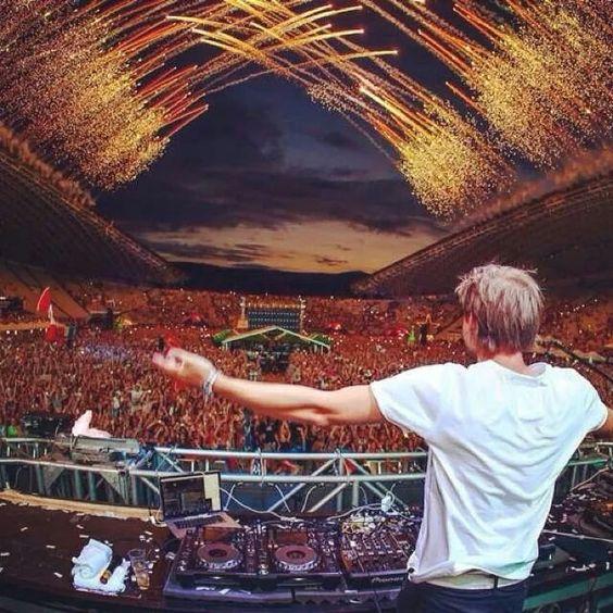 Armin van Buuren. Ultra Europe. #EDM