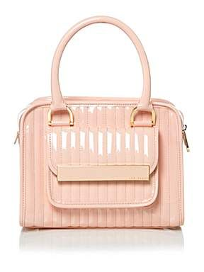 Ted Baker Willo quilted small bowling bag - House of Fraser