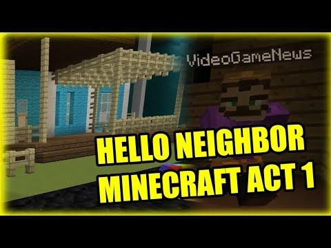 Download Here Https Www Planetminecraft Com Project Hello Neighbor 4065841 Shout Out For Devilninja Https Www Youtube Hello Neighbor Steam Profile Acting