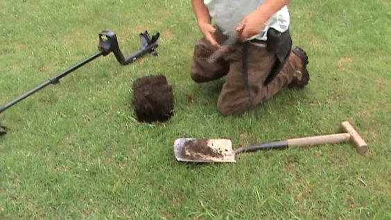 Metal Detecting Tips: Pinpointing