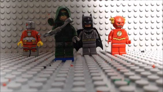 Lego Custom Cw's Arrow Review - Video --> http://www.comics2film.com/lego-custom-cws-arrow-review/  #Arrow