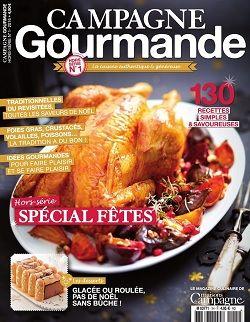 Campagne Gourmande Hors Série No.1 - 2016