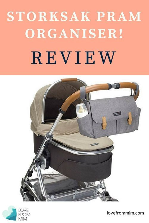 Storksak Travel Caddy Stroller Organiser Review With Images Stroller Stroller Organizer Nappy Bag