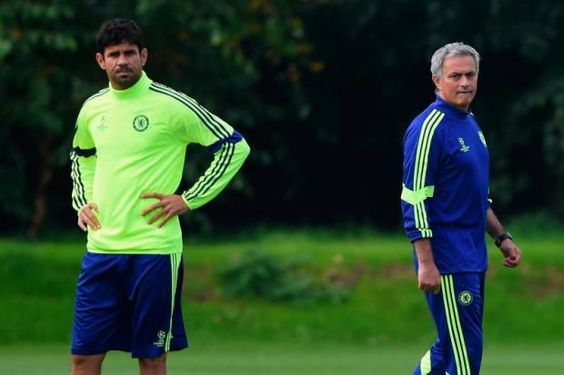Jose Mourinho and Diego Costa 'constantly arguing' at Chelsea, talkSPORT told - http://footballersfanpage.co.uk/jose-mourinho-and-diego-costa-constantly-arguing-at-chelsea-talksport-told/