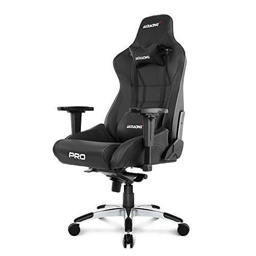 Akracing Masters Series Pro Luxury Xl Gaming Chair With High