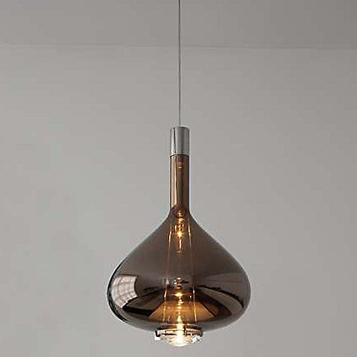 The Studio Italia Design Sky Fall Led Pendant Is A Sumptuous Display Of Hand Blown Murano Glass With Direct Pendant Lamp Glass Pendant Light Led Pendant Lights