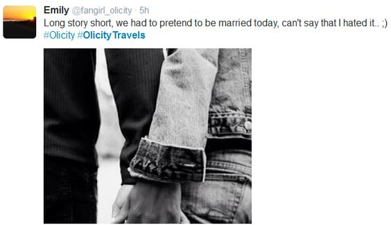 Emily for the #OlicityTravelsProject
