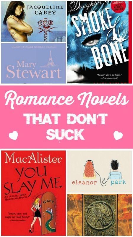 Reviews of novels