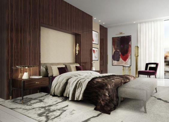 Herbst 2017 Luxuriöse Schlafzimmer für den Herbst - luxus schlafzimmer design