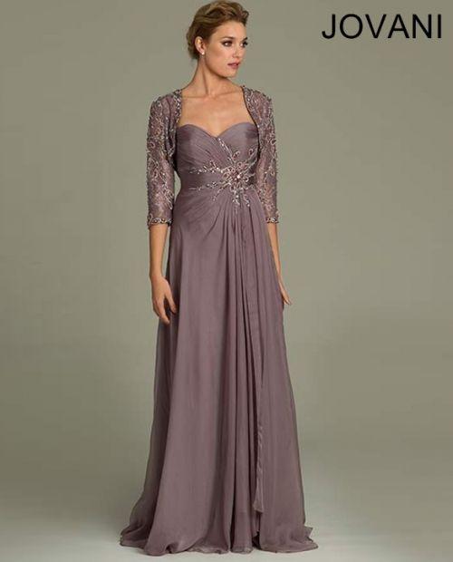 Jovani evening dress 78230 grandmother of the bride for Wedding dresses for grandmother of the bride