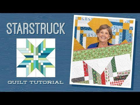 Starstruck Quilt Pattern By Missouri Star Missouri Star Quilt Co Missouri Star In 2020 Missouri Star Quilt Company Missouri Quilt Company Missouri Quilt Tutorials