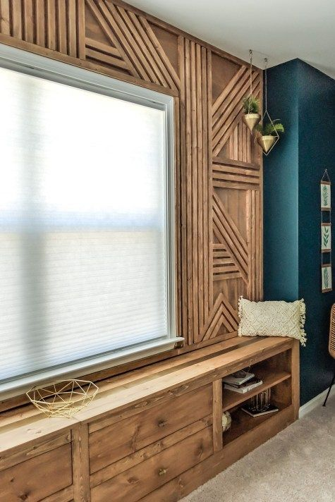 How To Make A Feature Wall Home Wood Accent Wall Feature Wall