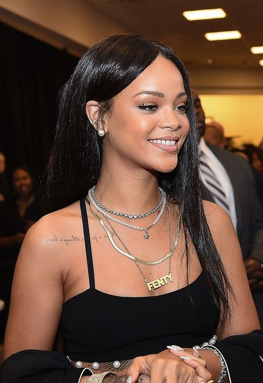 Admirable Rihanna 2015 Hairstyles And Hairstyles On Pinterest Short Hairstyles For Black Women Fulllsitofus