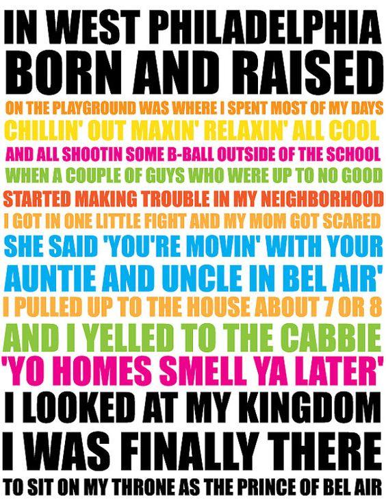 Prince of belair song lyrics