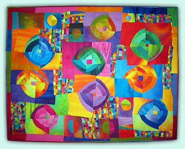 Melody Johnson: Art Quilts - Galleries - Classics: