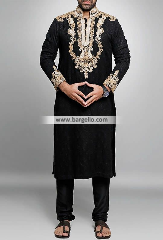 Exclusive Embroidered Mens Kurta Suits Atlanta Georgia Ga Mens