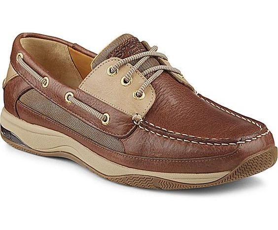 Men's Gold Cup Billfish ASV Boat Shoe - Boat Shoes | Sperry