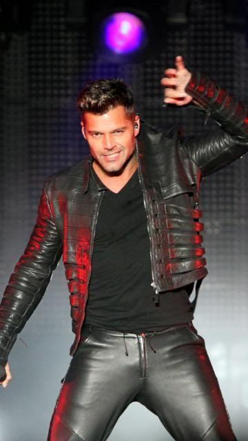 Ricky Martin love him