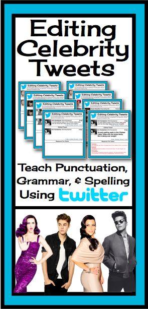 Editing punctuation